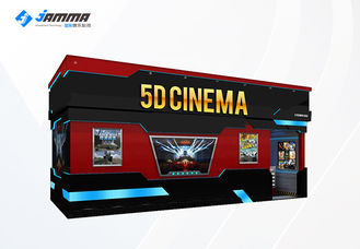 O movimento luxuoso do cinema opcional dos assentos 5D preside o computador de Dual Core do tela plano